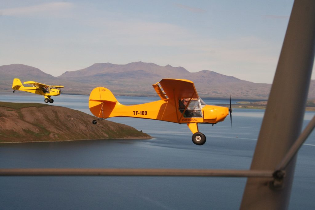 Ultralight Adventure Flight Iceland - Must See In Iceland