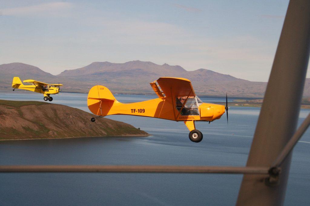 Ultralight Adventure Flight Iceland - Must See In Iceland