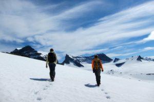 stórurð hiking