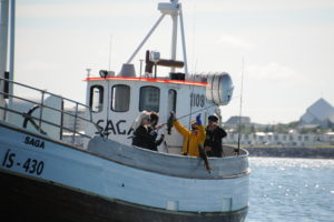 Sea Fishing Gourmet Tour