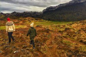 Drone Hiking Tour.