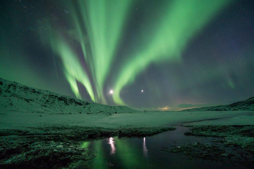 Iceland in September.