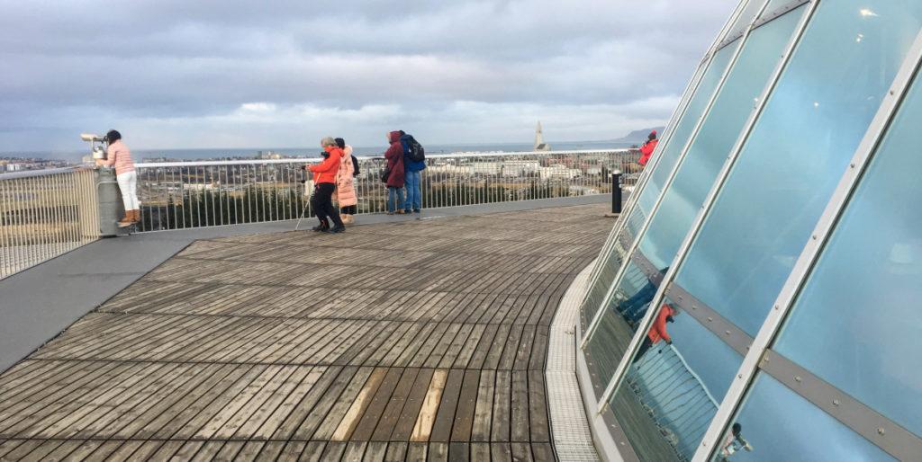 Perlan Observation Deck