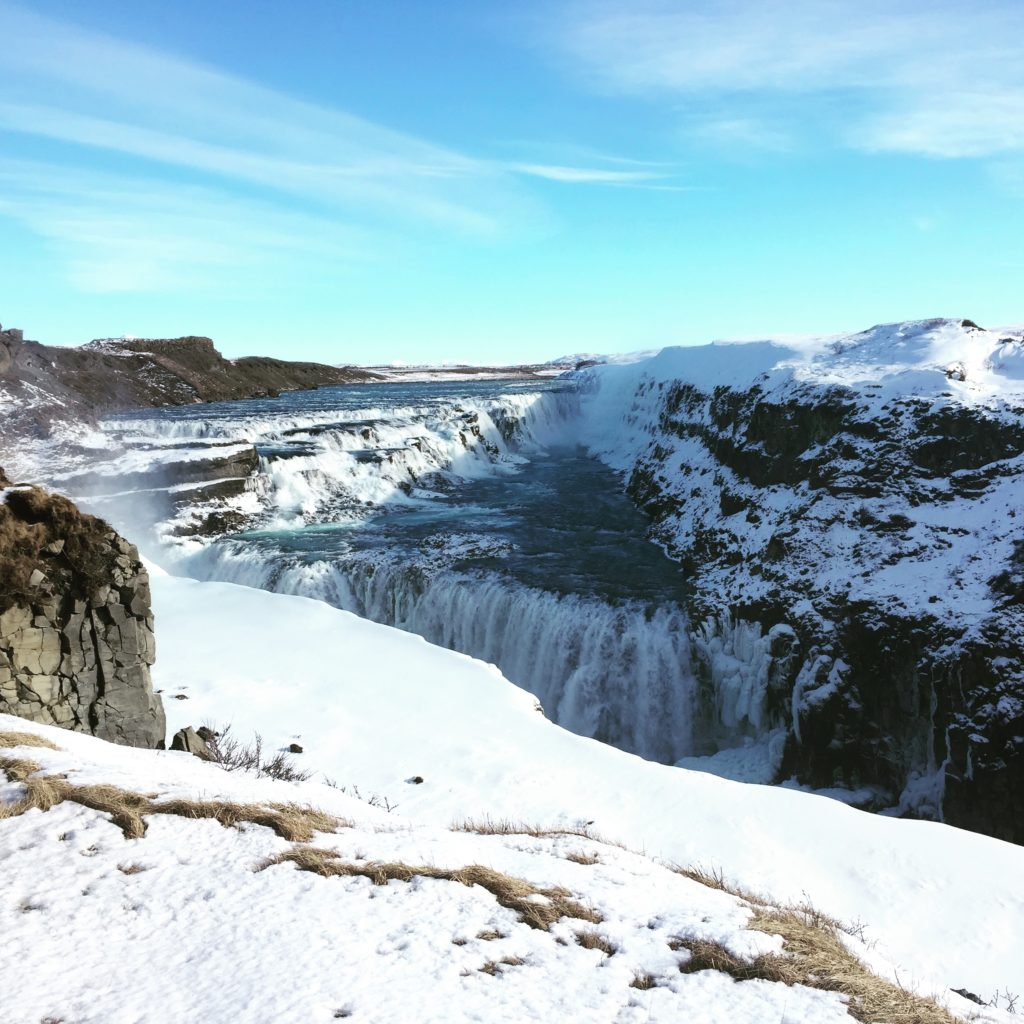 Iceland in December
