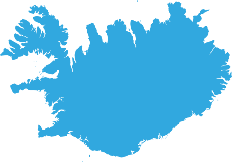 Must see : Map of Iceland