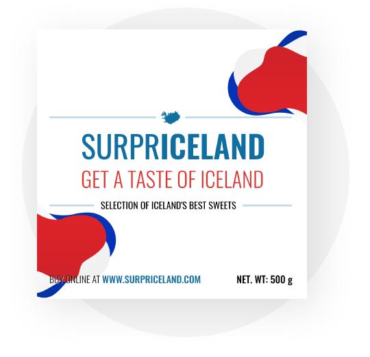Surpriceland - Get a taste of iceland